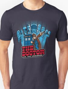 Doctor Pilgrim 10th Edition T-Shirt