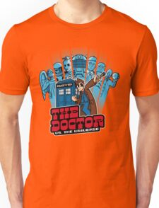 Doctor Pilgrim 10th Edition Unisex T-Shirt