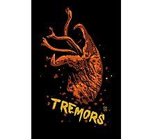 Tremors digital art print Photographic Print