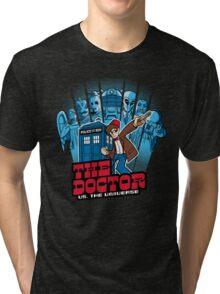 Doctor Pilgrim 11th Edition Tri-blend T-Shirt