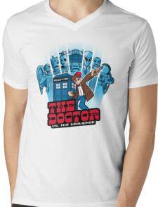 Doctor Pilgrim 11th Edition Mens V-Neck T-Shirt