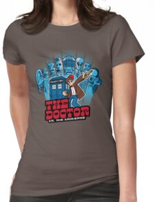 Doctor Pilgrim 11th Edition Womens Fitted T-Shirt