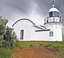 Tacking Point Lighthouse, Port Macquarie by TonyCrehan