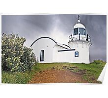 Tacking Point Lighthouse, Port Macquarie Poster
