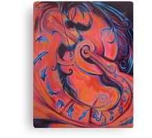 Violin Dreams Canvas Print