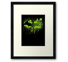 Jester Night Framed Print