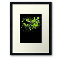 Jester Night Framed Print