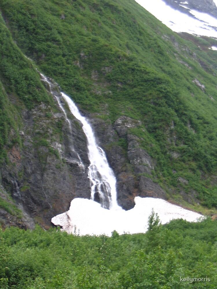 Whittier Waterfall by kellymorris