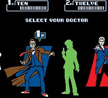 Select Your Doctor by foureyedesign
