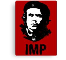 Viva La Imp Canvas Print