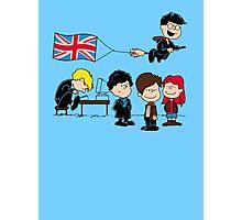Brit Peanuts Photographic Print