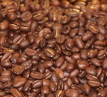 Coffee Beans by LisaGHunter