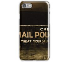 Mail Pouch iPhone Case/Skin