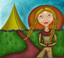 Princess of the Tents by lacitrouille