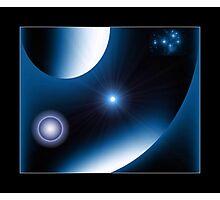 Space Photographic Print