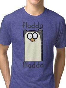Flitzel Schnitzel Tri-blend T-Shirt