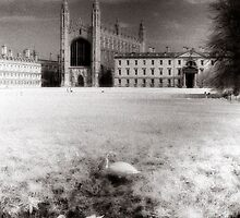 Cambridge II - Kings College by melmoth