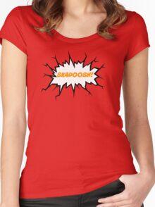 The Almighty SKADOOSH Women's Fitted Scoop T-Shirt