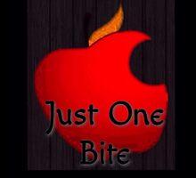 Just One Bite.... by AngiiiOskiii78