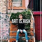 Art is Risk - Troye Sivan by okaycats