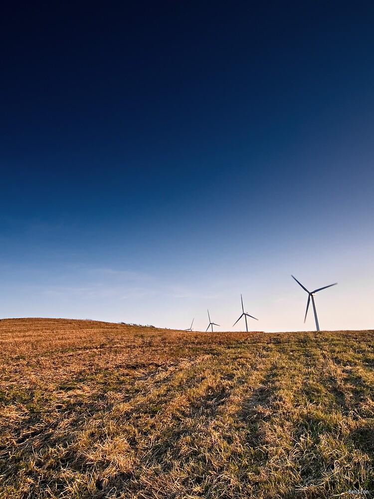 Wind Power by Morten Bentzon