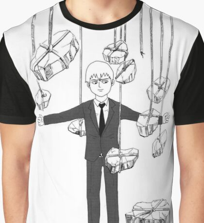 Mob Psycho 100 2 Graphic T-Shirt