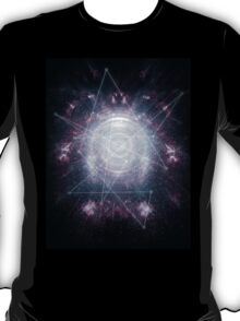 Abstract colossal space Sign! T-Shirt