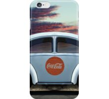 Coca Cola Wagon iPhone Case/Skin