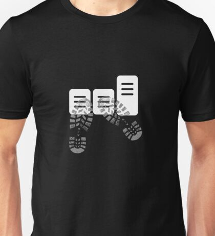 Pedals - Cars Unisex T-Shirt
