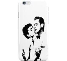 Audrey Hepburn And William Holden iPhone Case/Skin