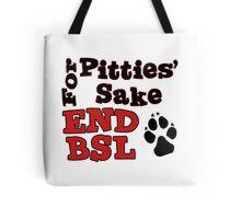 End BSL1 Tote Bag