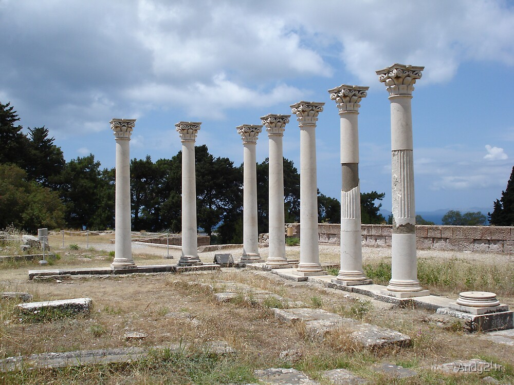 Kos Ascepeion by Andy24r