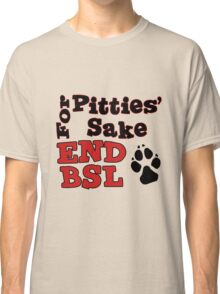 End BSL-color Classic T-Shirt
