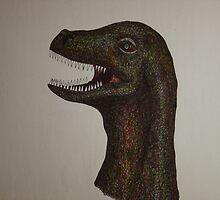 dinosaur by GMckenzie