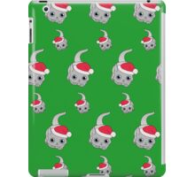 Christmas Cat iPad Case/Skin