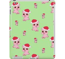 Christmas Pig iPad Case/Skin