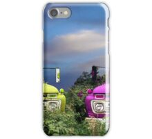 Colorful Trucks iPhone Case/Skin