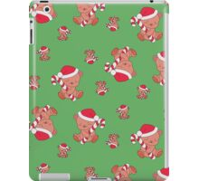 Christmas Bear iPad Case/Skin