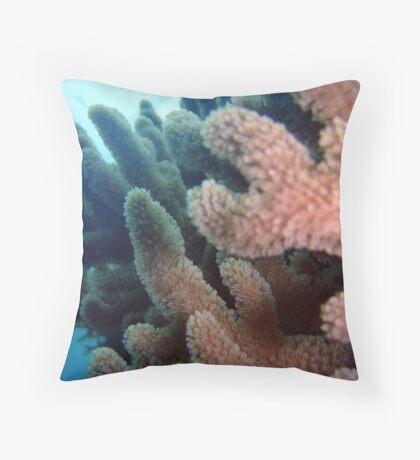 Landscape Oceania #2 Throw Pillow