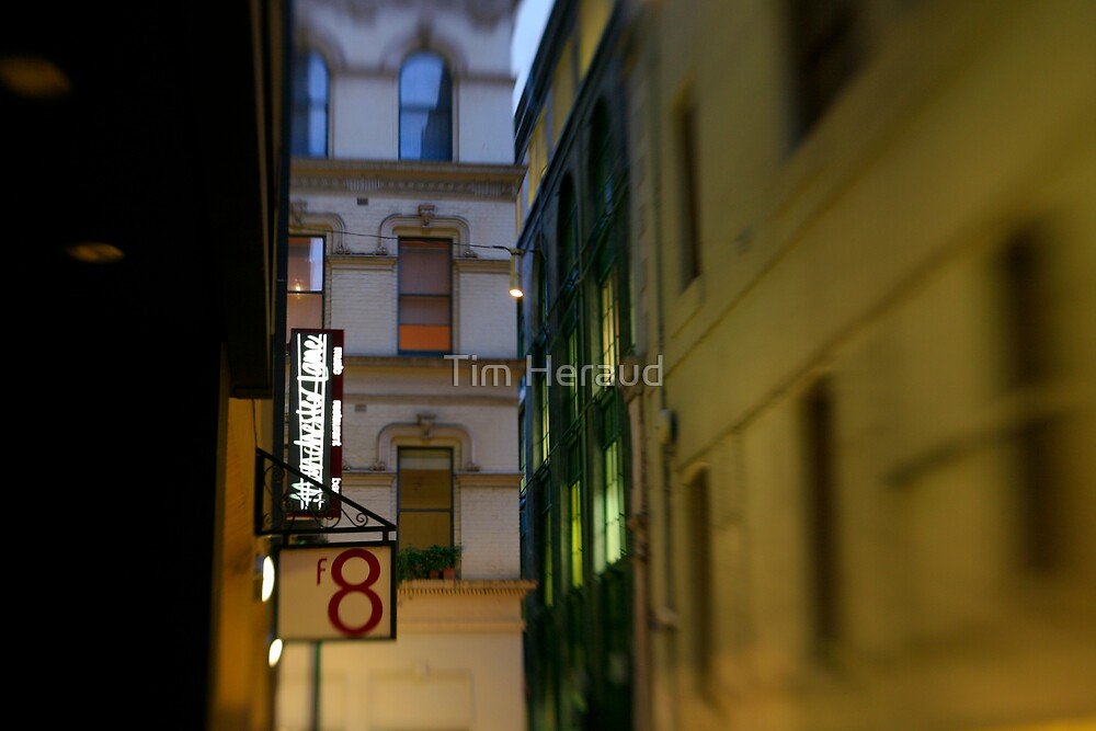 Manchester Lane by Tim Heraud