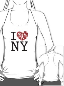 Never been to New York T-Shirt