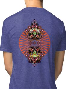 PSYCHEDELIC SHINE Tri-blend T-Shirt