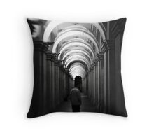 Stranger In The Night Throw Pillow