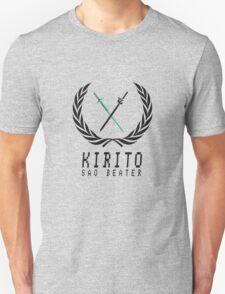 Sword Art Online: Kirito the SAO Beater T-Shirt