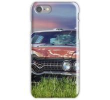 Time Warp Car iPhone Case/Skin