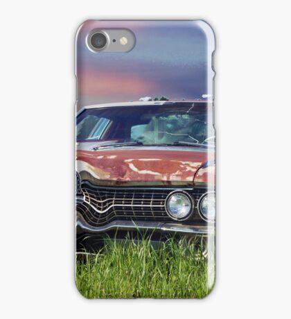 Time Warp Car iPhone Case/Skin