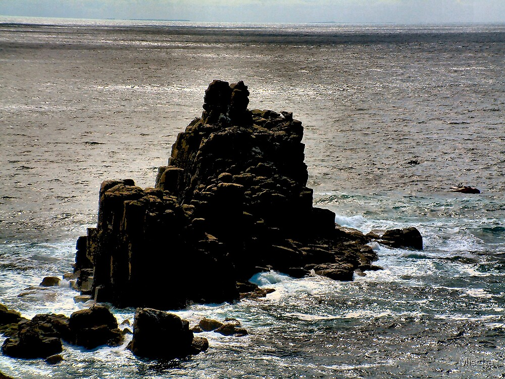 Rocky Lands End by Mischa