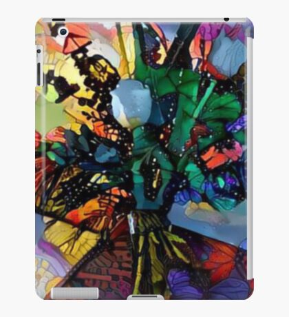 A Splash of Spring iPad Case/Skin