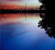 Dusk, You & Me by D. Shihab