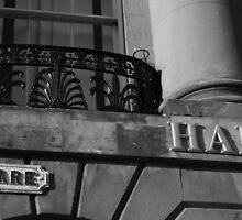 Hamilton window by Tony Moore